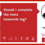 Should I complete the meta keywords tag?