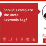 Should I complete the meta keywords tag?