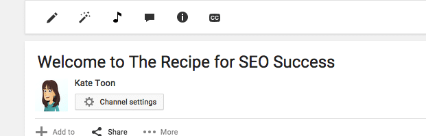 how to make videos SEO friendly