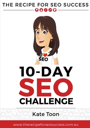 The 10-DAY SEO CHALLENGE EBOOK