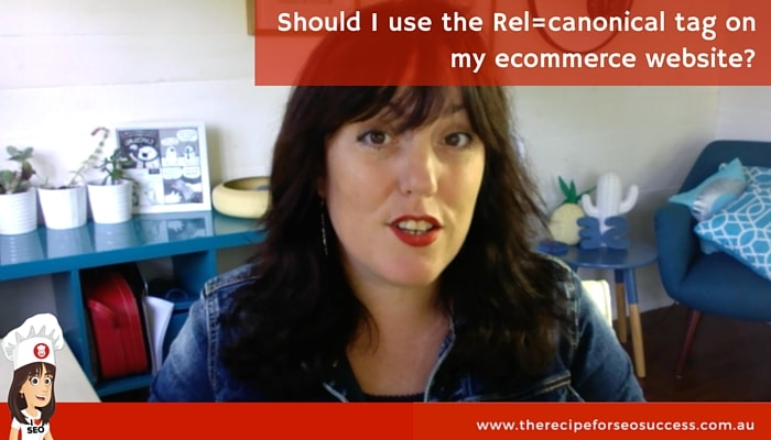 Should I use the Rel-canonical tag on my eCommerce website?