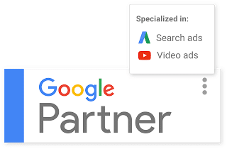 Google Partner badges