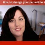 How to change your WordPress permalinks