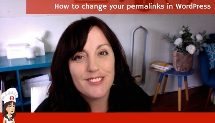 How to change your WordPress permalinks