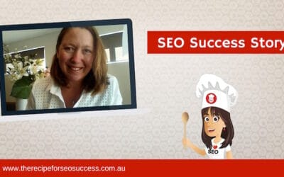 SEO Success Story: Secret Blooms Ecommerce store owner