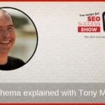 Schema explained with Tony McCreath
