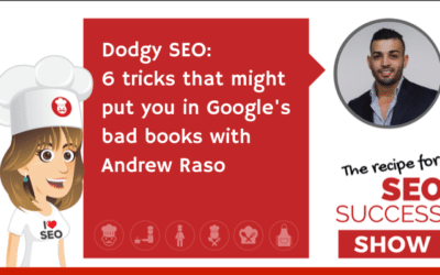 Dodgy SEO: 6 tricks that might put you in Google's bad books (NEWBIE)