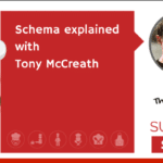 Schema explained with Tony McCreath (TECHIE)