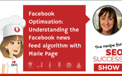 Facebook optimisation: Understanding the Facebook news feed algorithm (NEWBIE)