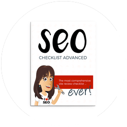 SEO Checklist Advanced