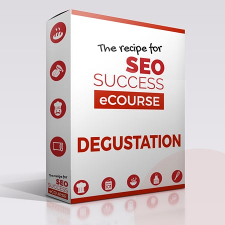 Degustation The Recipe for SEO Success eCourse