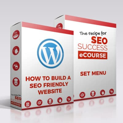 set menue with wordpress