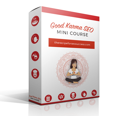 good karma SEO course