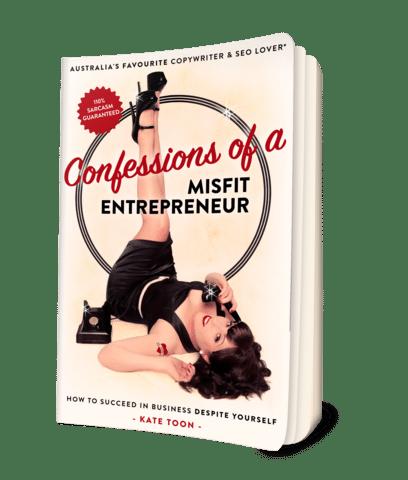confessions misfit entrepreneur book
