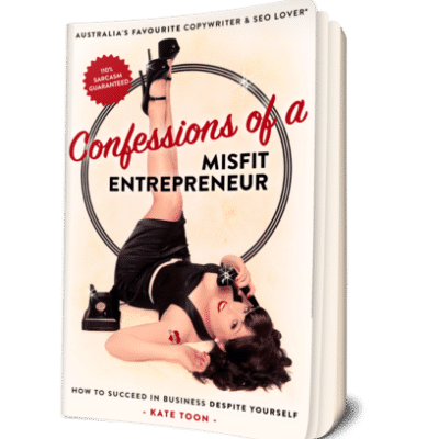 Confessions misfit entrepreneur