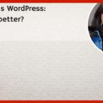 Wix versus WordPress: which is better? (NEWBIE)