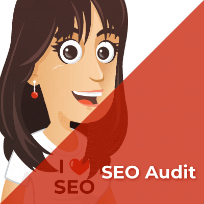 SEO audit with Kate Toon