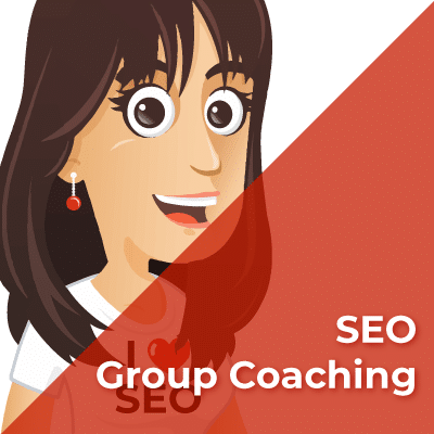 SEO group coaching with Kate Toon