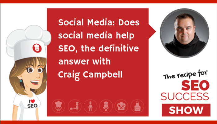Social media: Does social media help SEO; the definitive answer (NEWBIE)