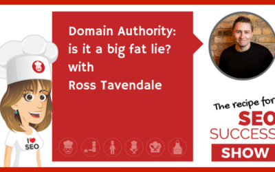 Domain Authority: is it a big fat lie? (TECHIE)