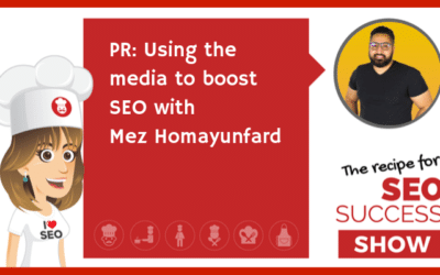 PR: Using the media to boost SEO (NEWBIE)