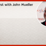 Mobile First with John Mueller
