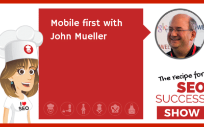 Mobile First with John Mueller (NEWBIE)