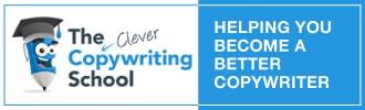 visit Clever Copywriting School website