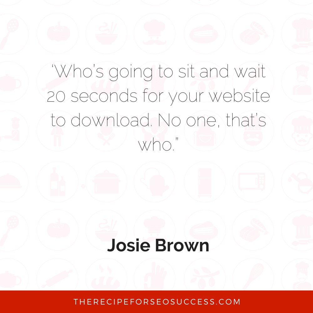 Josie Brown Reality SEO meme