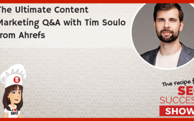 The Ultimate Content Marketing Q&A with Tim Soulo from Ahrefs: Episode 1