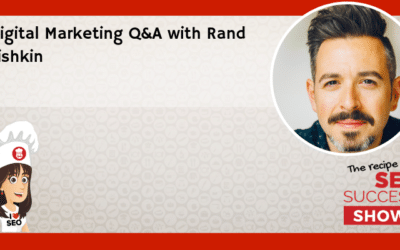 Digital Marketing Q&A with Rand Fishkin