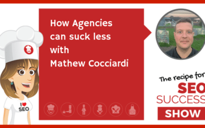 How Agencies can suck less (NEWBIE)