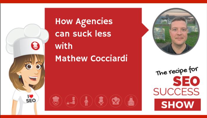 How Agencies can suck less (NEWBIE)