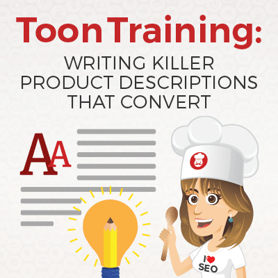 write killer product descriptions
