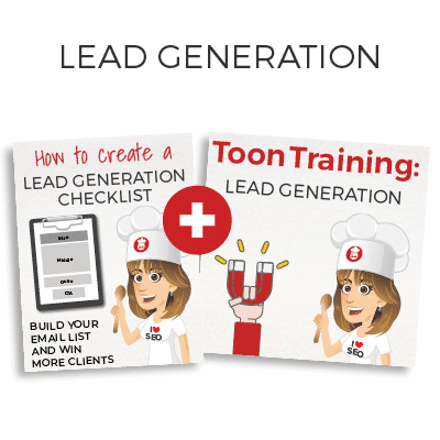 Lead generation training bundle