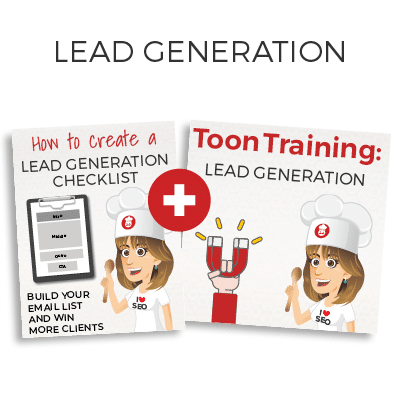 Lead generation training bundle