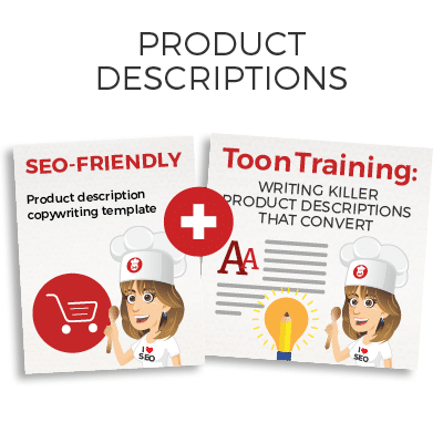 Product Description training bundle