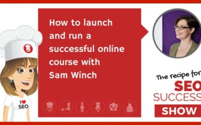 How to launch and run a successful online course with Sam Winch (NEWBIE)