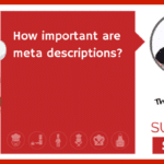 How important are meta descriptions?