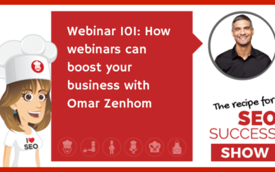 Webinar 101: How webinars can boost your business with Omar Zenhom (NEWBIE)