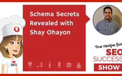 Schema Secrets Revealed with Shay Ohayon (NEWBIE)