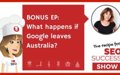 BONUS EP: What happens if Google leaves Australia?