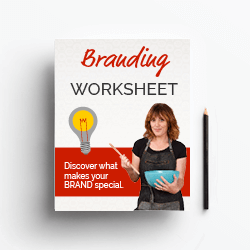 Branding worksheet