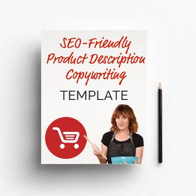 SEO-Friendly product description copywriting template